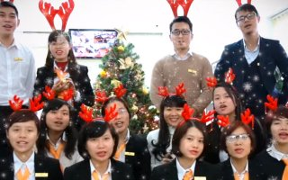 Merry Christmas  & Happy New Year 2015