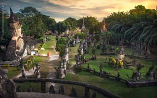 Vientiane To Luang Prabang - 7 Days