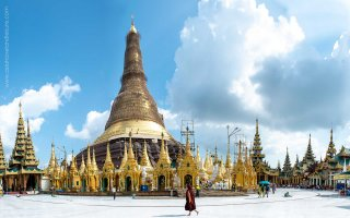 Glimpse Of Myanmar - 7 Days