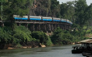 Bridge Over The River Kwai Excursion - 2 Days