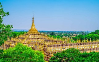 Essence Of Myanmar - 12 Days