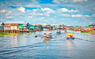 Hoi An Ancient Town & Angkor Wat - 7 Days